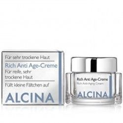 Krem ALCINA Rich Anti Age 250 ml.