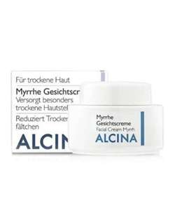 Myrrhe krem do twarzy ALCINA 100 ml.
