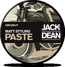 Pasta do włosów Matt Styling Paste Jack Dean 100 ml