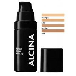 Podkład Perfect Cover Make-up ALCINA medium 30 ml.